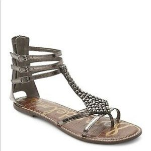 Sam Edelman Ginger Studded Sandals Sz 6.5